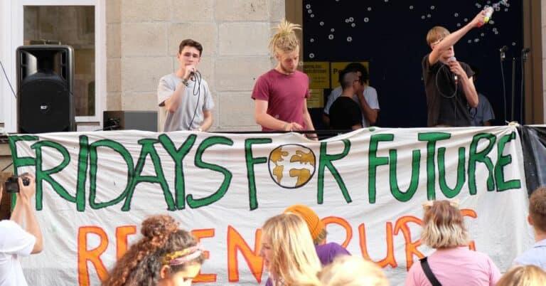 Fridays for Future – Plenum