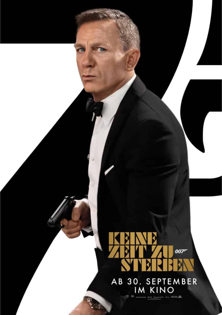 JAMES BOND 007 – KEINE ZEIT ZU STERBEN