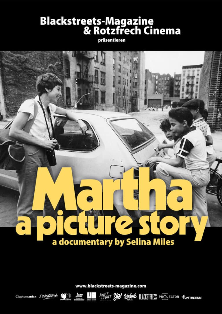 Martha a picture story