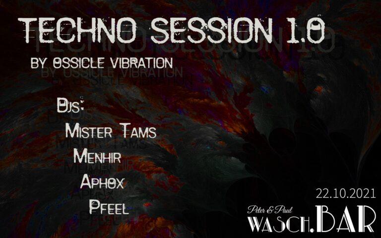 ₪₪₪₪ Techno Session 1.0 ₪₪₪₪